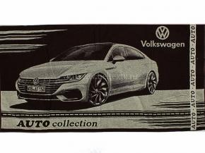 6с102.413ж1 VW Полотенце махровое 81х160см