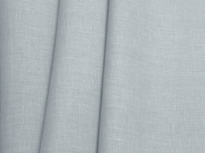 4С33-ШР/2пн.+ГлМХУ 1304/0 Ткань костюмная, ширина 150см, лен-100% светло-серый