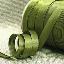 Косая бейка Ajur МН 6450/1,5см (144ярда/132м) зеленый