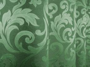 Жаккард T YW 2027-028/280 PJak зеленый, ширина 280 см