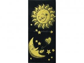 6с102.411ж1 Лунный поцелуй Полотенце махровое 67х150см