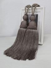 Кисти Ajur HK K14-17-1212 коричнево-серый