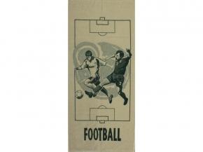 6с102.411ж1 Football Полотенце махровое 67х150см