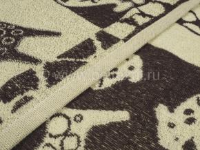 6с104.411ж1 Жирафик Полотенце махровое 67х40см