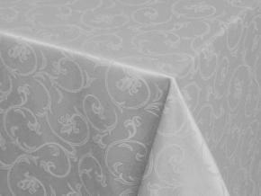1808Б-01 Скатерть т.р. 2233 цвет 010301 148*148 цв серый