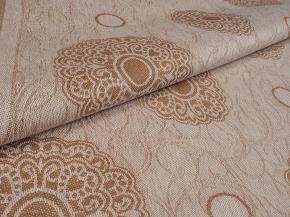 06С22-ШР 50*70 Полотенце  Милан цвет 13 светло коричневый