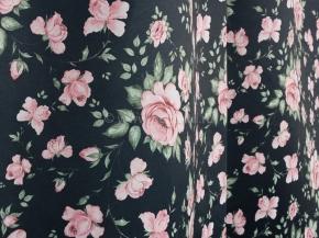 Ткань блэкаут с печатью T RS 3239-01/140 P BL Pech, 140см
