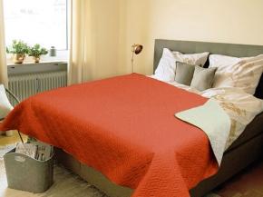 Покрывало Amore Mio BZ Verdo 1620 OR 160*200 цвет оранжевый