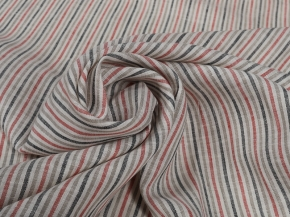 03С68-ШР/пн.+Х+У 3/40 Ткань сорочечная, ширина 150см, лен-100%