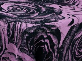 6с101.412ж1 Розы крупные Простыня махровая 208х200см