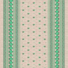 Рогожка набивная арт. 902 МАПС рис. 9483/4 Русский цвет, ширина 150 см