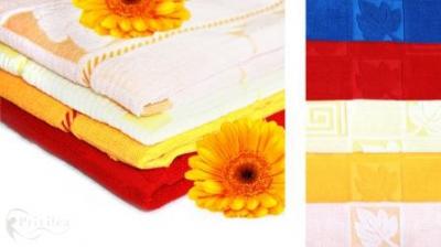 """9с77 полотенце махровое 50*90 """"Модерн"""" цвет изумруд"""