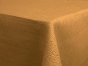 11С519-ШР Скатерть 100% лен 1178 цв.песочный 150*250 см.