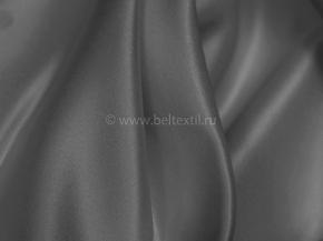 Креп-сатин T HH 3216-113/150 KSat темно-серый, ширина 150см