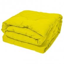 Одеяло Wow 140*205 миткаль 86309-1 желтый