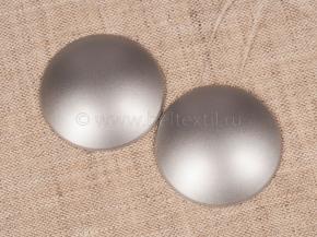 Магнит AL 3 на леске круглый серебро матовое (уп.2шт)