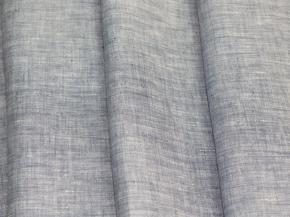 03С68-ШР/пн.1+Х+У 61/44 Ткань сорочечная, ширина 150см, лен-100%