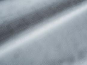 Ткань отбеленная п/э 100% микрофибра Арабеско ш-220 см тиснение рисунок 0054 white C