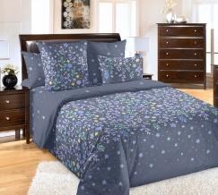 2100 КПБ 2 спальный Искра синий