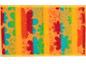 6с104.411ж1 Цветы полевые Полотенце махровое 67х40см