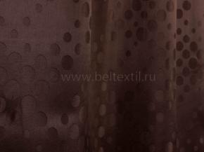 Жаккард T ZG L270-121/148 горький шоколад, 148см