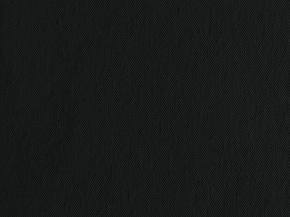 Саржа гладкокрашеная  арт. 12с18 цвет черный 316, 150см