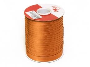 Косая бейка МН А 2125/1,5см (120м) коричневый