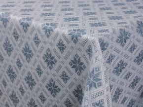 18С243-ШР 114/23 Ткань скатертная, ширина 160см, лен-58% хлопок-42%