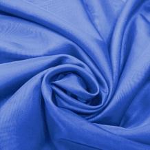 "Вуаль однотонная ""Шелли"" MS 25/295 V синий, ширина 295 см"