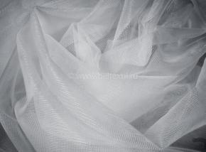 3.00м 5С27-Г10 сетка белая клетка гардинное полотно