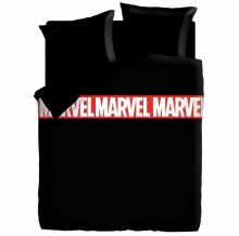 "КПБ 1.5 поплин ""Мстители"" (50х70) рис. 16177-1 Black Marvel"