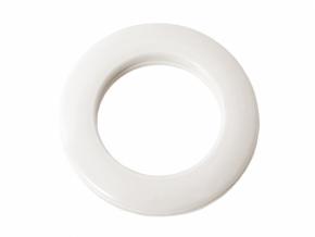 Люверсы AL 53, белый d-35мм (уп.10шт)