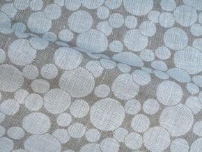 10С169-ШР+С 330/14 Ткань декоративная, ширина 162 см, лен-100