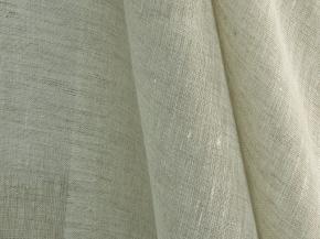 14С351-ШР 330/0 Ткань декоративная (льняная вуаль), ширина 150 см, лен-100
