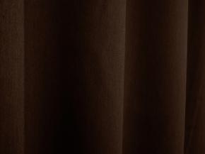 Ткань блэкаут Carmen ZG 110-13/280 BL L горький шоколад, ширина 280см