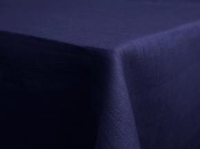 11С519-ШР Скатерть 100% лен 257 972 цвет синий 150*175 см.
