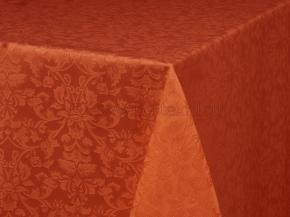 03С5-КВгл+ГОМ т.р. 1472 цвет 090605 терракотовый, ширина 155 см