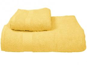 Полотенце махровое Amore Mio GX Classic 50*90 цвет желтый