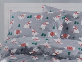 """4624-БЧ  Павлинка 1.5 спальный комплект без простыни """"Умка"""" рис. 618701"""