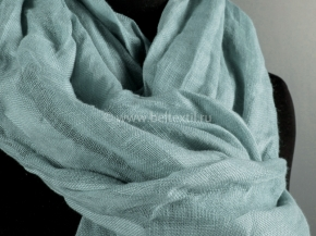 17С179-ШР/039/у Шарф женский 200*75 цв. серо-голубой 1525