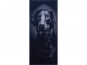6с102.411ж1 DOG Полотенце махровое 67х150см