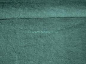 """08С341-ШР/пн/з+ГлХМz 1401/0 серо-бирюзовый Ткань """"с эффектом мятости"""", ширина 145см, лен-100%"""