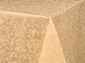 1809В-01 Скатерть Журавинка 1472/050303 260*148 св-бежевый в индивидуальной упаковке