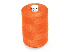 Нитки 45ЛЛ/2500м оранжевый*129 (1кор.*20б.)
