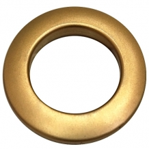 Люверсы СТ 12/35 Beladonna, золото матовое d-35мм (уп.10шт)