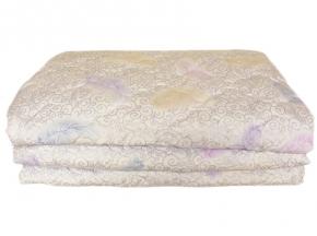 Одеяло 1.5 спальное 140*205 см, лебяжий пух 300 гр.