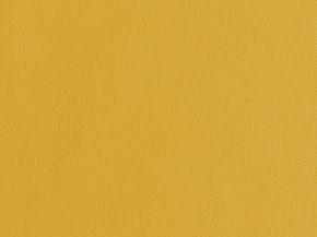 Саржа гладкокрашеная арт. 12с18 цвет 011 желтый, 150см