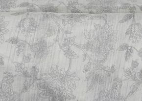 14С211-ШР+О+П 1/37 Ткань декоративная, ширина 200 см, лен-100