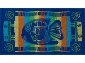 6с104.411ж1 Рыба-ангел Полотенце махровое 67х40см