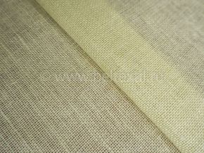 Ткань интерьерная 166013 п/лен гл/кр. 555/468 Желтый, ширина 160 см